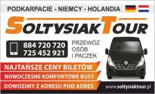 Sołtysiak Kamil Soltysiak Tour