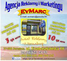 Agencja Reklamy i Marketingu EVMARC