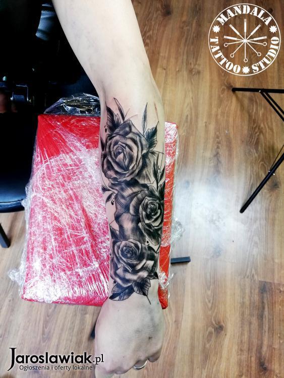 Studio Tatuażu Mandala Jaroslawiakpl